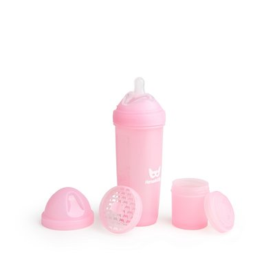 340ml HeroBottle roze