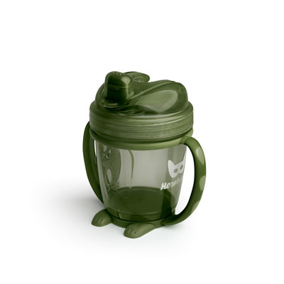 HeroSippy 140ml leger groen