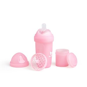 240ml HeroBottle roze