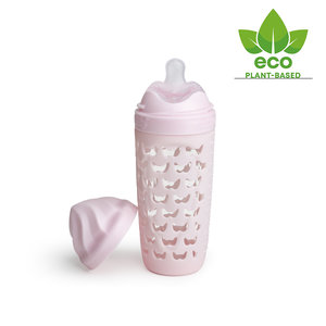 HeroEcoFles 320ml Roze