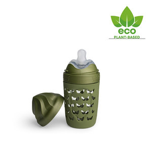 HeroEcoFles 220ml Army Green